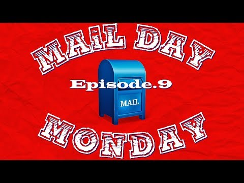 Mail Day Monday Episode 9 | Sean Newcomb Atlanta Braves