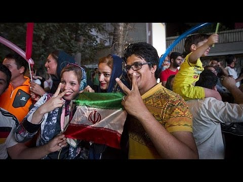 Ιράν: Πανηγυρισμοί στην Τεχεράνη μετά την συμφωνία για τα πυρηνικά