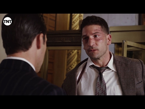 Mob City Season 1 Promo 'Takeover'