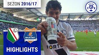 Video Legia Warszawa - Bruk-Bet Termalica Nieciecza 6:0 [skrót] sezon 2016/17 kolejka 33 MP3, 3GP, MP4, WEBM, AVI, FLV Juni 2018