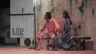 Senja Dengan Dua Kelelawar - Ujian Penyutradaraan Realis Seni Teater (20 Juni 2016)  Part 1