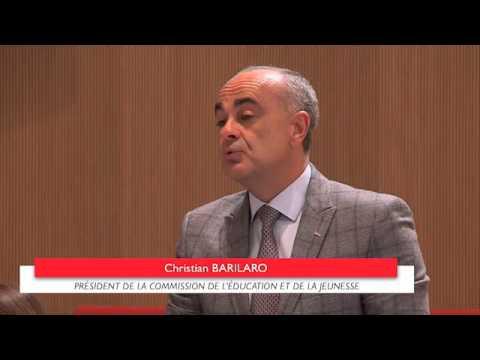 Séance Publique Budgétaire - 10 décembre 2015 - 1ère partie