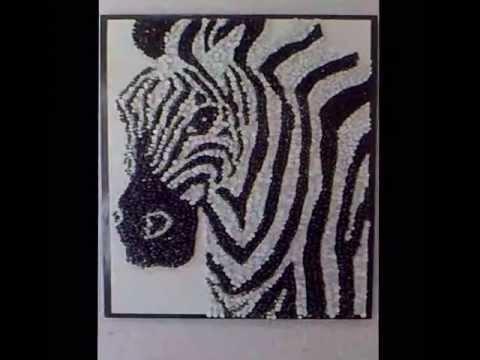 Cebras de madera videos videos relacionados con cebras - Cuadros de cebras ...