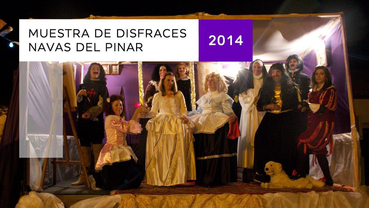 Concurso de disfraces 2014
