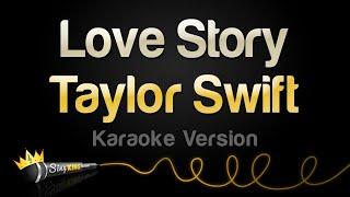 Video Taylor Swift - Love Story (Valentine's Day Karaoke) MP3, 3GP, MP4, WEBM, AVI, FLV April 2019