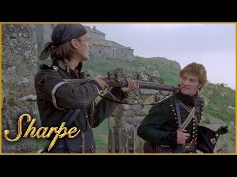 Sharpe Meets His Disrespectful Squad | Sharpe