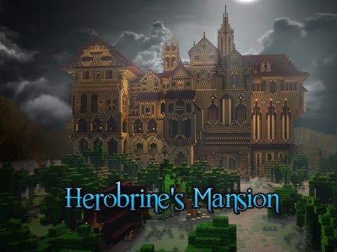 mansion videos - Subscribe for more adventure maps :) Download ➜ http://hypixel.net/threads/herobrines-mansion-adventure-map.200/ Herobrine wants to bring a Wither into the w...
