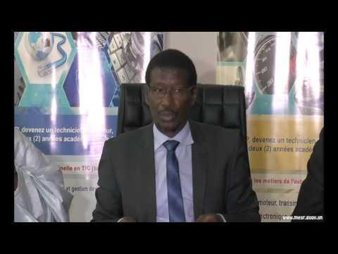 [Vidéo] - Signature convention MESR et FONSIS