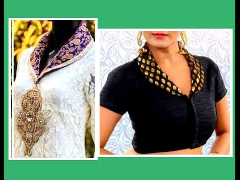 Video HOW TO MAKE SHAWL COLLAR - DIY- STEP BY STEP FOR KURTI'S/BLOUSES download in MP3, 3GP, MP4, WEBM, AVI, FLV January 2017