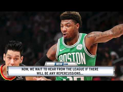 Video: Marcus Smart Could Face Discipline From NBA