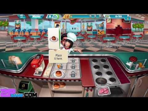 Cooking Fever - Nordcurrent Level 1-2