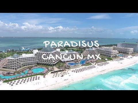 MELIA PARADISUS CANCUN MX   Shot on IPhone 7 and GoPro Session