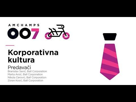 AmChamps 2020 - Korporativna kultura