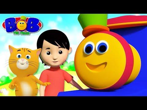 Rig a Jig Jig   Preschool Nursery Rhymes for Children   Baby Song   Kids Cartoon