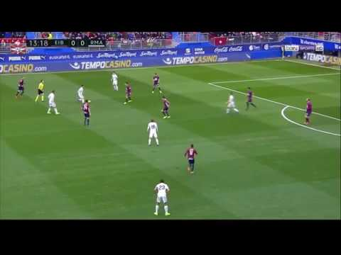 Raal madrid vs ediar 4-1 highlight 4/3/2017 (видео)