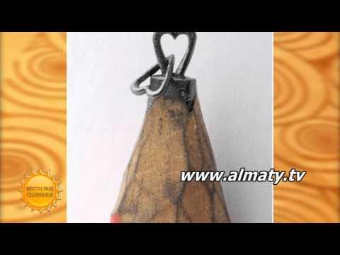 Самые необычные хобби (видео)
