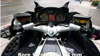 4. BMW R 1200RT  Specs Engine - Motorcycle Specs