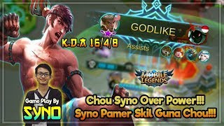 Video This is the reason why Syno can't be shared by Chou !!! Chou Syno Over Power | Gear & Build MP3, 3GP, MP4, WEBM, AVI, FLV Juli 2019