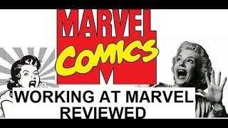 Video Marvel Comics Ex-Employee Reviews Make Me Glad I'm Not A Comic Creator MP3, 3GP, MP4, WEBM, AVI, FLV Juli 2018