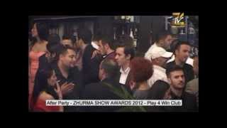 After Party - ZHURMA SHOW AWARDS 2012