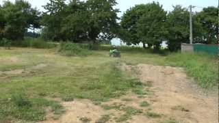 2. atv 90, Kawasaki KFX 90, 3.6.2012.mpg, Full HD