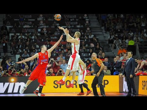Semifinals Top 5 Plays