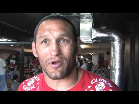 Dan Henderson Strikeforce Nashville PreFight Interview