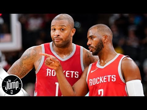 Video: 'That Chris Paul contract is gonna kill the Rockets' - Nick Friedell | The Jump