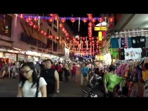 Hatyai By Night CNY 5th. Feb. 2012