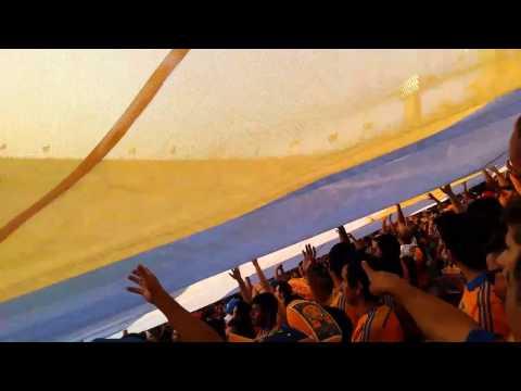 Espectacular recibimiento - Tigres vs Inter - Libres y Lokos - Tigres - México - América del Norte
