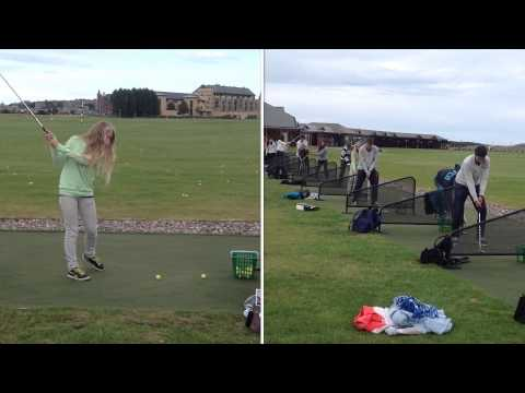 English & Golf Programme University of St Andrews Summer School
