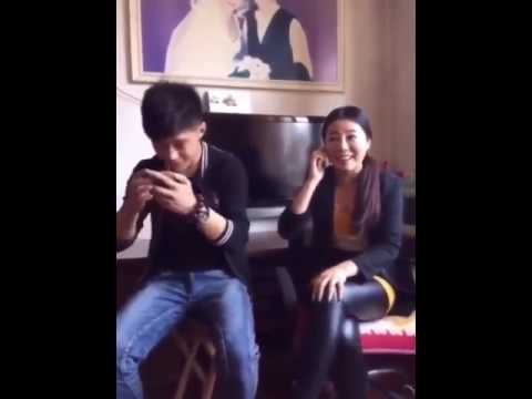 Sinir edici gülme (видео)