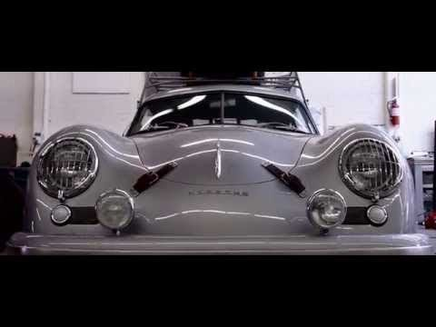 3D scanning and Geomagic Design X deliver the tools to engineer Classic 356 Porsches