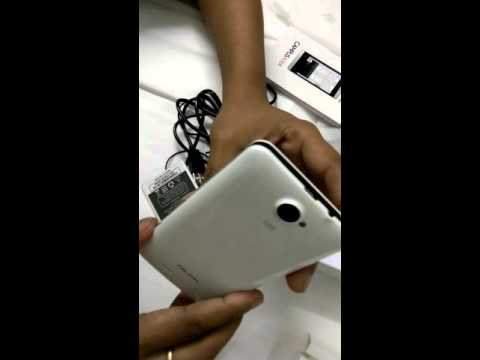 Unboxing celkon campus A35k Remote.