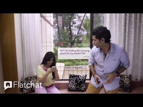 FLATCHAT – Move Out, Move In. (Commercial with Purab Kohli)