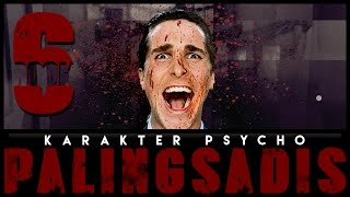 Video 6 Karakter Psycho Paling Sadis MP3, 3GP, MP4, WEBM, AVI, FLV Mei 2017