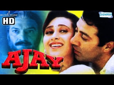 Video Ajay {HD} - Sunny Deol - Karisma Kapoor - Superhit Hindi Movie - (With Eng Subtitles) download in MP3, 3GP, MP4, WEBM, AVI, FLV January 2017