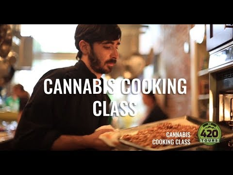Cooking With Cannabis Class | My 420 Tours