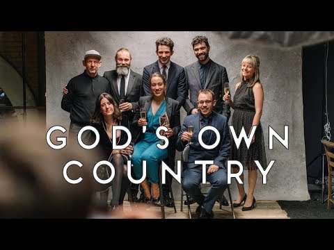 #BIFA2017 Best Film - God's Own Country