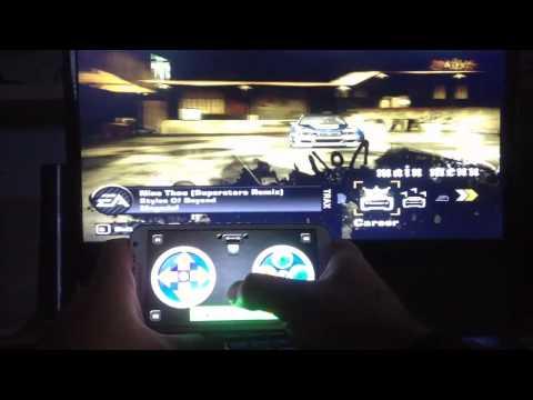 Video of Wifi PC Joystick