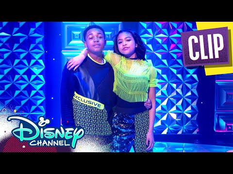 Chi-Town Anthem 🎶| Raven's Home | Disney Channel