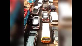 Yuletide: Traffic gridlock hits Abuja-Lokoja express