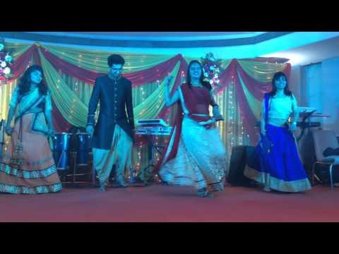 Video Sham Shandaar ( Khushi and Sanket ) Sangeet dance download in MP3, 3GP, MP4, WEBM, AVI, FLV January 2017