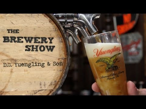Yuengling Brewery – Brewery Show