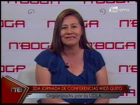 2da Jornada de conferencias Wids Quito organizada por la UDLA