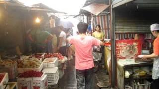 Changzhou China  city pictures gallery : Walking down Xiao Chi Jie, Changzhou, China