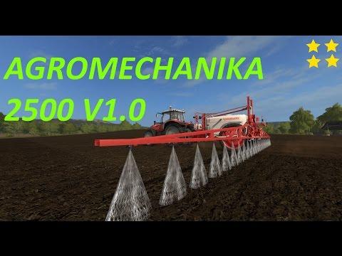 Agromechanika 2500 v1.0
