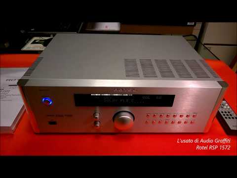 Rotel RSP 1572