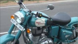 2. Royal Enfield Classic 500cc Video Review