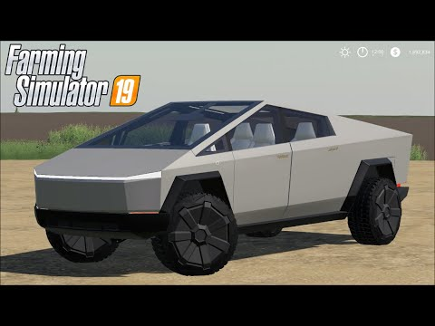 Tesla CyberTruck v1.0.0.0